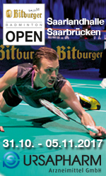 Bitburger Open 2017